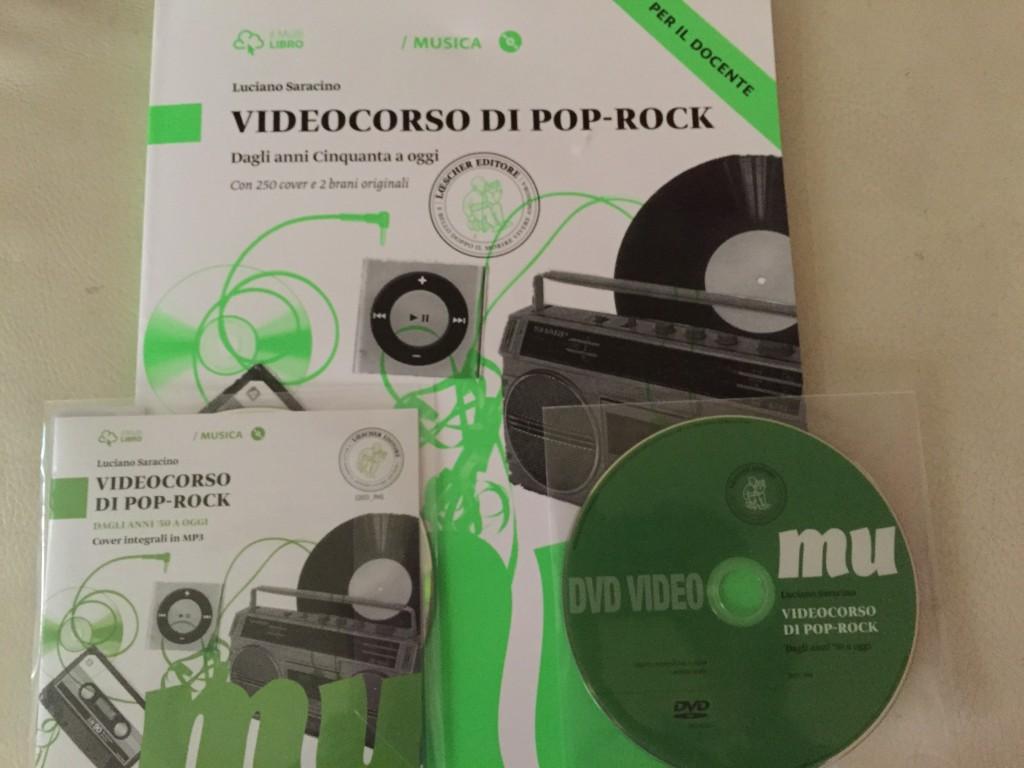 video corso di musica pop rock