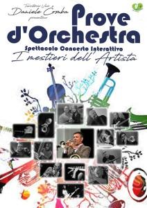 Locandina Prove D'orchestra Comba